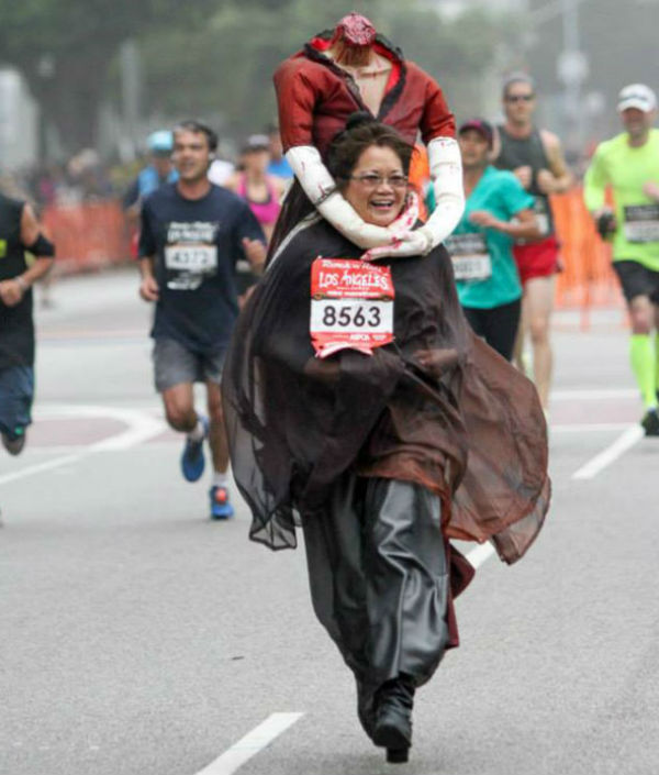 the 2014 rock n roll los angeles halloween half marathon is coming to la live sunday october 26th the dealine to sign up is october 19th so register