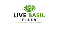 Live Basil Pizza