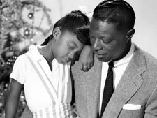 natalie cole dad