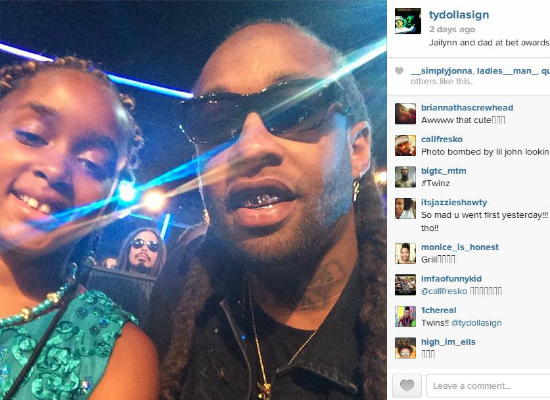 Selfies at the BET Awards   L.A. LIVE