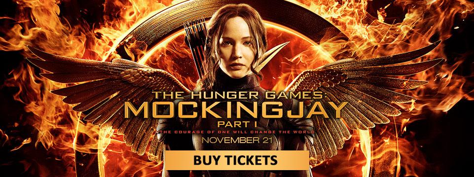 Hunger Games Mockingjay Part 1 L A Live