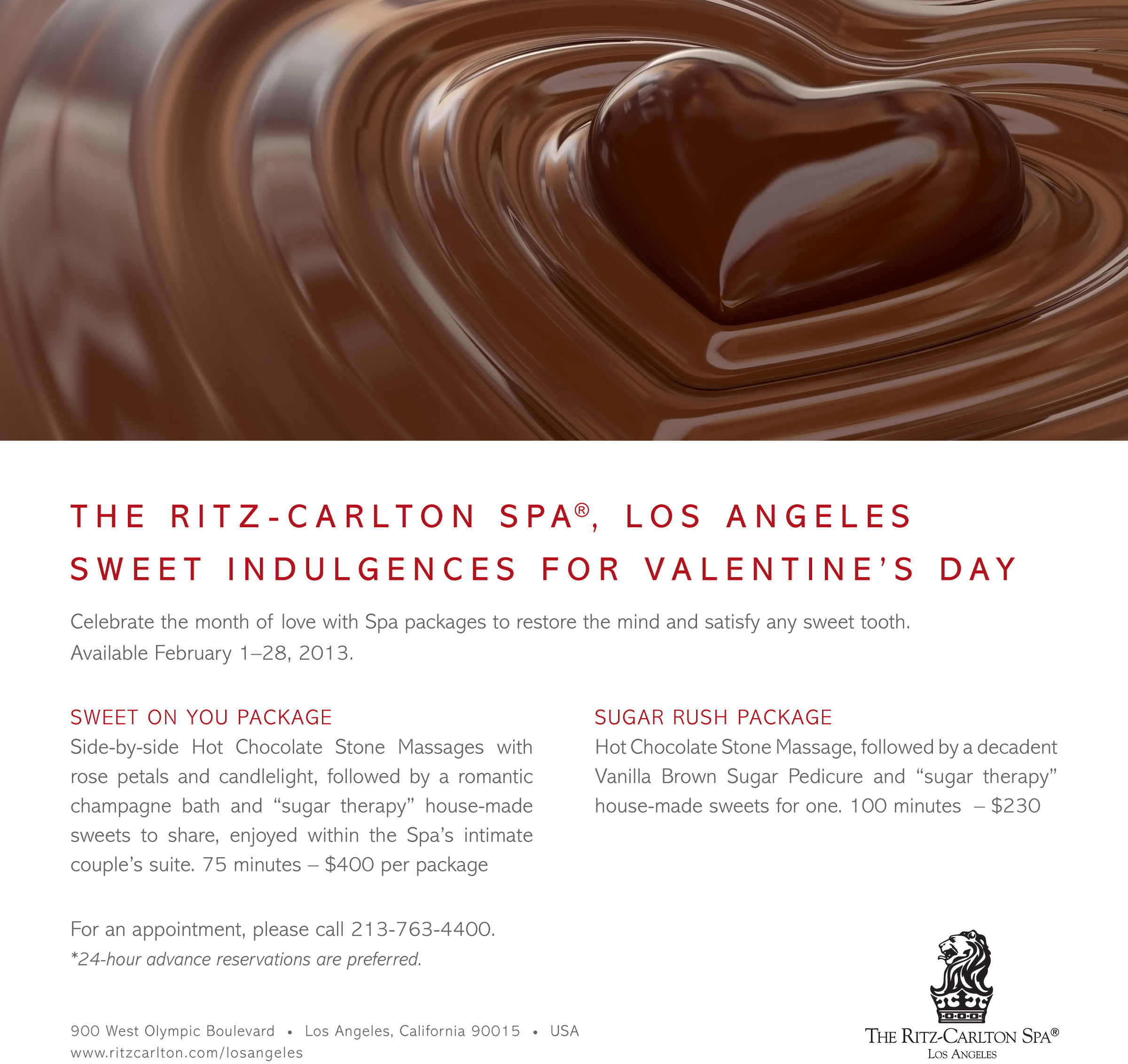 How Chocolate Can Improve Your Life | L.A. LIVE