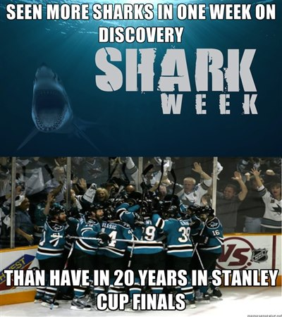 shark week why the la kings own the san jose sharks l a live