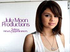 Selena Gomez July Moon Productions